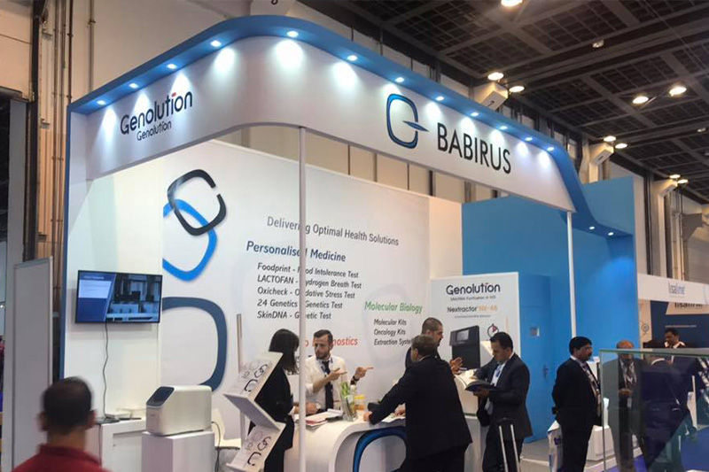 Babirus @ Medlab Middle East 2019