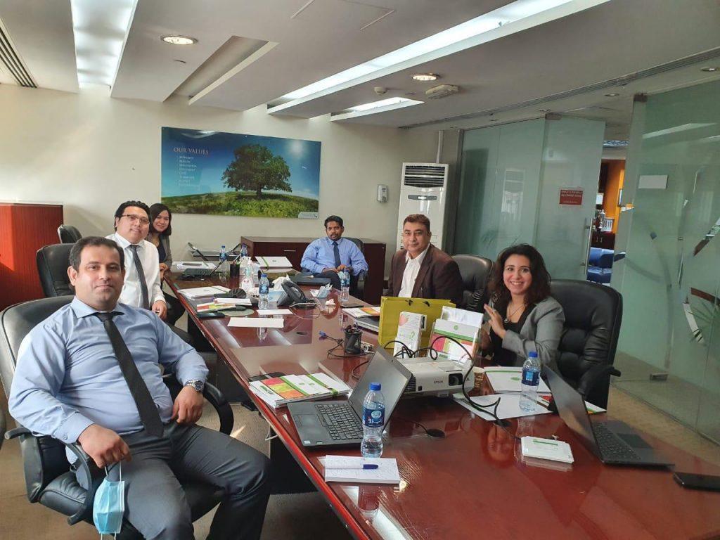 MEDSOL Sales Team Training
